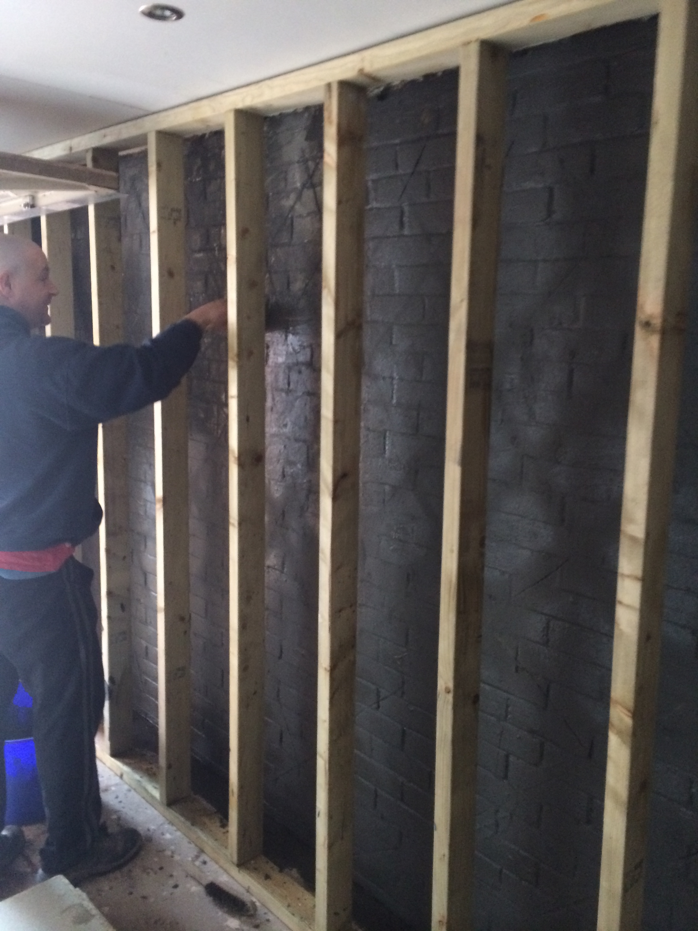 Single Storey Rear Extension And Garage Conversion Morley