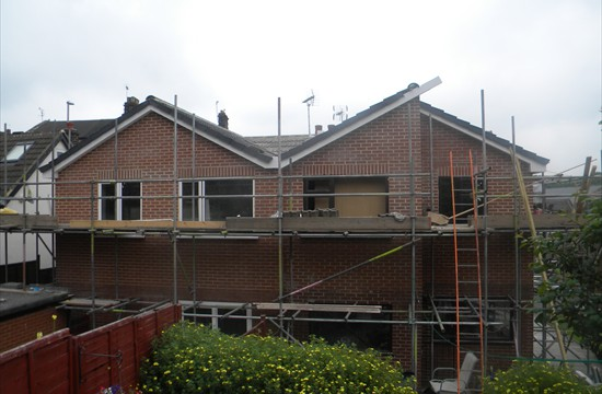 First Floor Rear Extensions - Coal Hill Lane, Pudsey - 0042