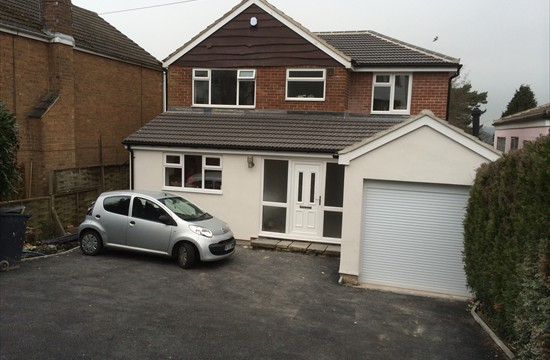 Single Storey & First Floor Extensions With Extensive Internal Alterations, Cookridge-0138