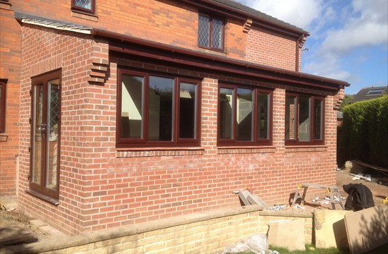 Two Storey Side, Single Storey Rear Extension, Colton, Leeds - 00037